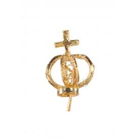 Corona para Nuestra Señora de Fátima 11cm a 17cm, Filigrana