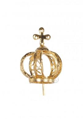 Coroa para Nossa Senhora de Fátima 22cm a 28cm, Filigrana