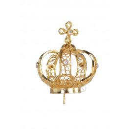 Corona para Nuestra Señora de Fátima 35cm a 45cm, Filigrana