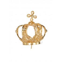 Corona para Nuestra Señora de Fátima 45cm a 53cm, Filigrana