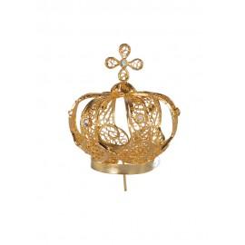 Corona de Nuestra Señora de Fátima 53cm, Filigrana