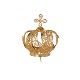 Crown for Our Lady of Fatima 53cm, Filigree