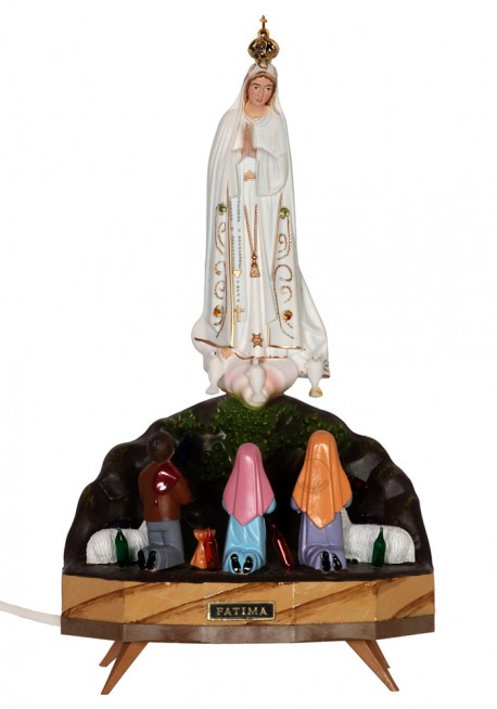 Fatima apparition, Classic with Music and Light