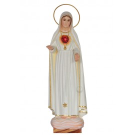 Immaculate Heart of Mary with Fine Gold