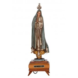 Nuestra Señora de Fátima, granitada con música