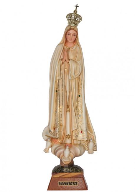 Nossa Senhora de Fátima, Patinada c/ Olhos Pintados