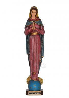 Our Lady of Fatima, Stylized and Granite Imitation