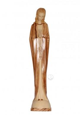 Nuestra Señora de Fátima, estilizada y pintada