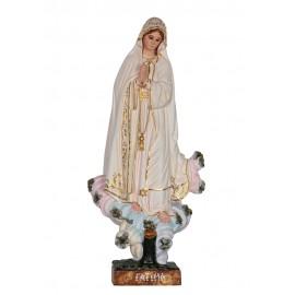 Nuestra Señora de Fátima, Azinheira en Madera 37cm
