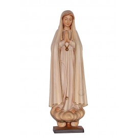 Our Lady of Fatima, Peregrina, in Wood
