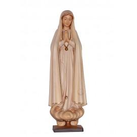 Our Lady of Fatima Pilgrim in Wood