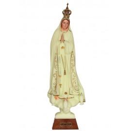Nuestra Señora de Fátima, Luminosa con Bordadura