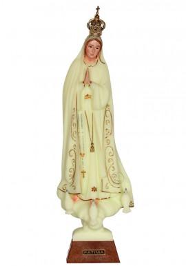 Nossa Senhora de Fátima, Luminosa c/ Cercadura