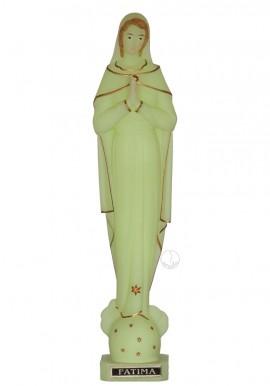 Nossa Senhora de Fátima - Estilizada, Luminosa e c/ Galão