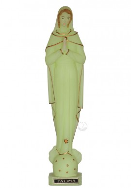 Our Lady of Fatima - Stylised, Luminous w/ Gallon