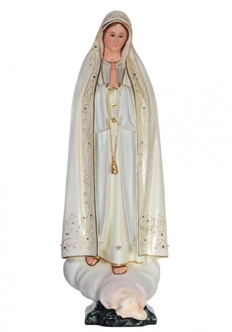 Our Lady of Fatima Capelinha, in Terracotta 82cm