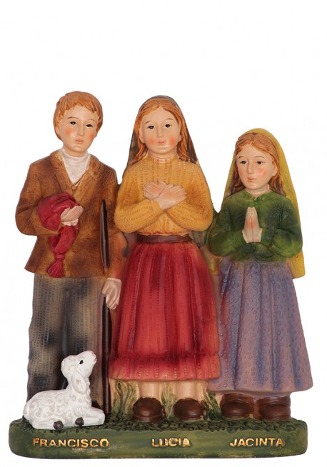 3 Shepherds of Fatima 13cm