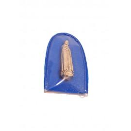 Nuestra Señora de Fátima, Bronce en bolsita