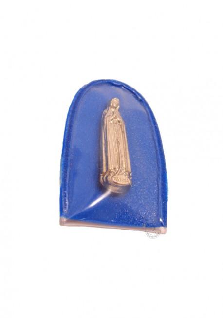 Nossa Senhora de Fátima, Bronze em Carteirinha