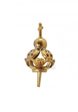Coroa para Nossa Senhora de Fátima 07cm a 15cm, Plástico