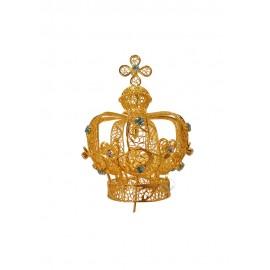 Corona para Nuestra Señora de Fátima 70cm a 80cm, Filigrana