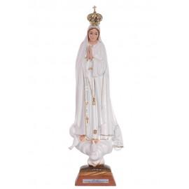 Nuestra Señora de Fátima, Centenario con Ojos de Cristal 45cm