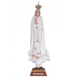 Nossa Senhora de Fátima, Centenário c/ Olhos Pintados 45cm