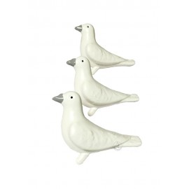 Dove for statues with 53cm to 64cm
