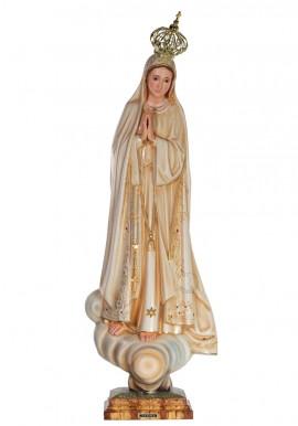 Nuestra Señora de Fátima, Patinada con Ojos de Cristal