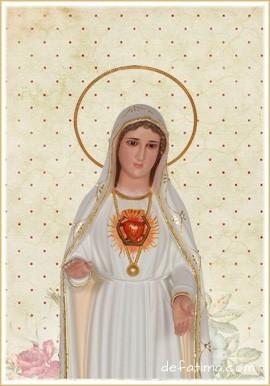 Imaculado Coração Maria