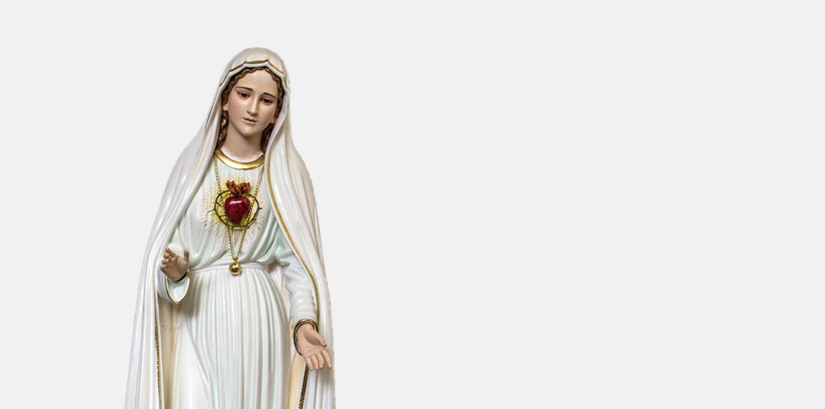 Online Store where you can buy Sculptures and Statues of Our Lady of Fatima