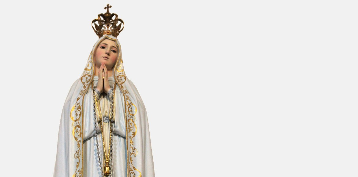Online Store with Sculptures and Statues of Our Lady of Fatima